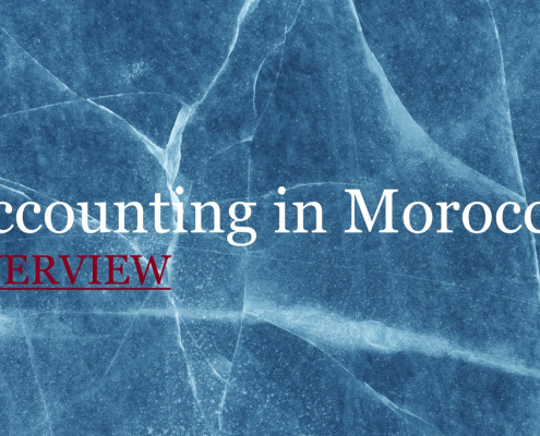 Accounting in Morocco