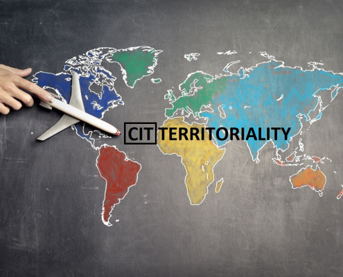 CIT TERRITORIALITY